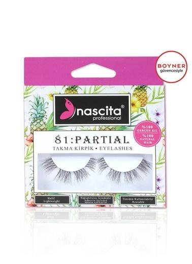 Nascita Nascita 81 Partıal Takma Kirpik Renksiz
